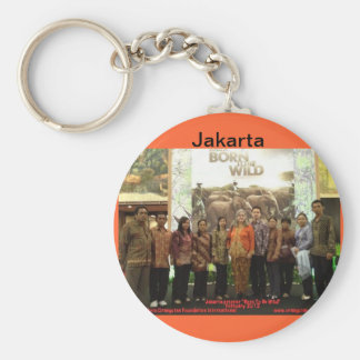Orangutan movie in Jakarta Keychain