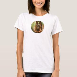 Orangutan Official Fan Charity Fundraiser T-Shirt
