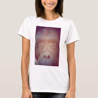 orangutan sad face T-Shirt