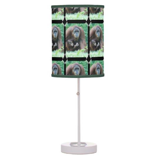 Orangutan Table Lamps
