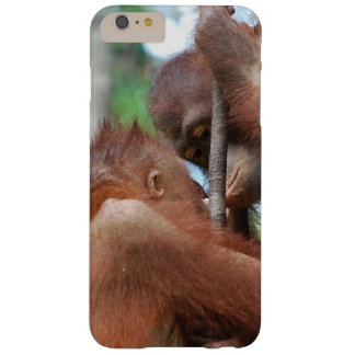 Orangutan Wildlife Kiss Barely There iPhone 6 Plus Case