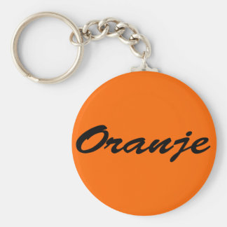 Oranje Keychain