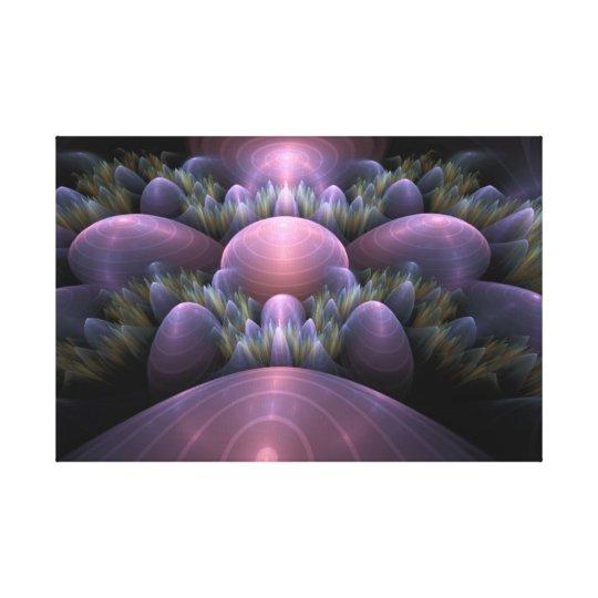 Orb Garden Canvas Print