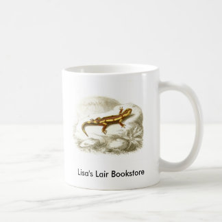Orbigny - Spotted Salamander - Salamandra maculosa Coffee Mug