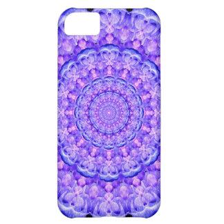 Orbs of Light Mandala Case For iPhone 5C