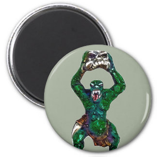 Orc 2 Inch Round Magnet