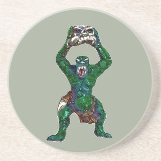Orc Drink Coaster