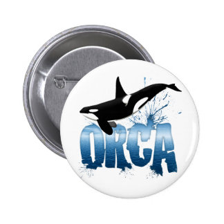 ORCA 2 INCH ROUND BUTTON