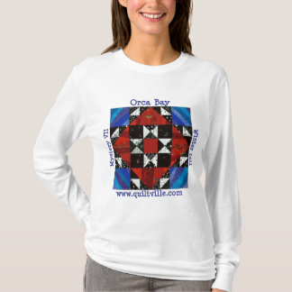Orca Bay Mystery Quiltville T-Shirt