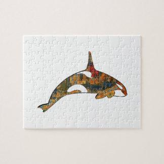 Orca Bliss Jigsaw Puzzle