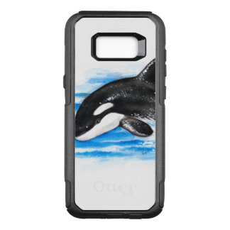 Orca Breaching OtterBox Commuter Samsung Galaxy S8+ Case