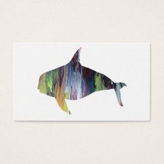 Orca Business Card