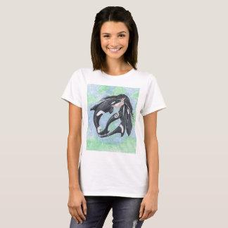 Orca Fairy Killer Whale T-Shirt