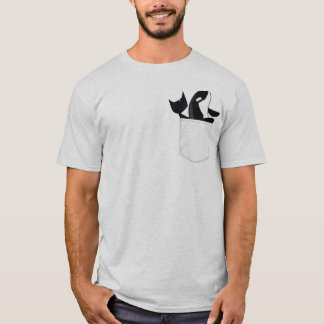 Orca in Your Pocket T-Shirt