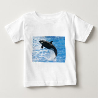 Orca Killer Whale Baby T-Shirt