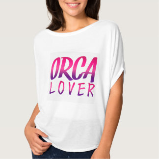 Orca lover T-Shirt