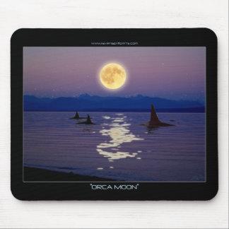 ORCA MOON Fantasy Mousepad