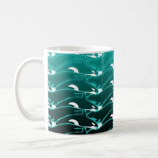 Orca Otter Spirit Coffee Mug