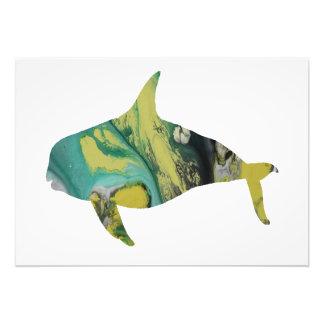 Orca Photo Print