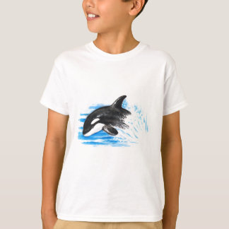 Orca Playing T-Shirt