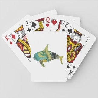 Orca Poker Deck