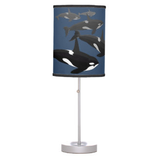 Orca Whale Lamp Killer Whale Art Lamps Gifts