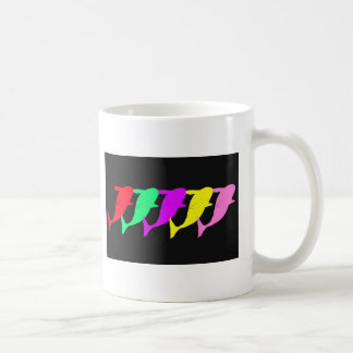 Orca Whales Multi Color-Jump For Joy Coffee Mug