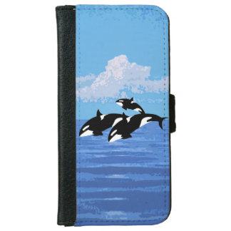 Orcas Apple iPhone 6 Wallet Case