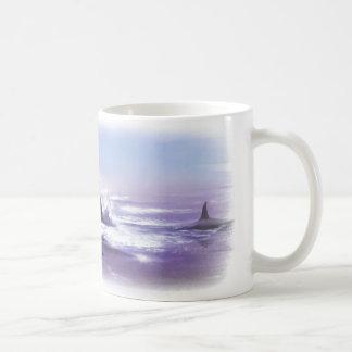 """Orcas"" coffee mug"