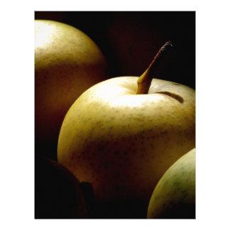 Orchard Fresh Fruit Letterhead