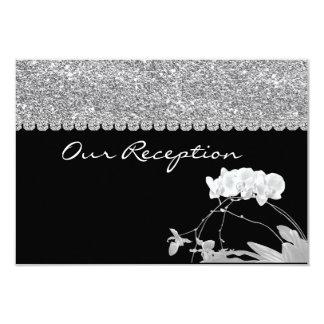 "ORCHARD WEDDING RECEPTION CARDS 3.5"" X 5"" INVITATION CARD"