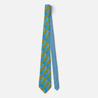 Orchards in Andalucia Tie