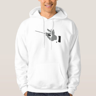 Orchestra Conductor Mens Hoodie
