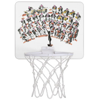 Orchestra Mini Basketball Hoop