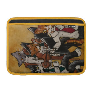 Orchestral Cats Sleeve For MacBook Air