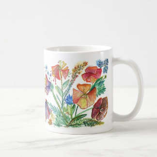 Orchid11white and Orchid13 together Coffee Mug