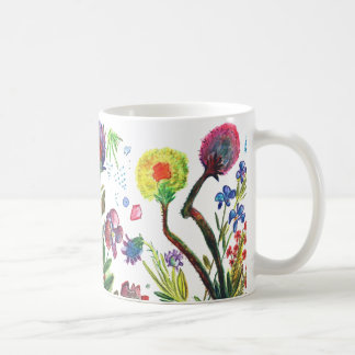 Orchid18 dark and Orchid 15 transparent together  Coffee Mug