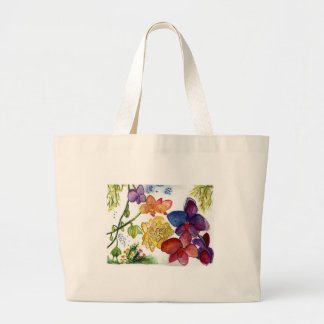 Orchid 40 on a bag