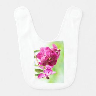 orchid bib