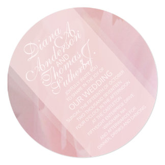 Orchid Blush Invitations