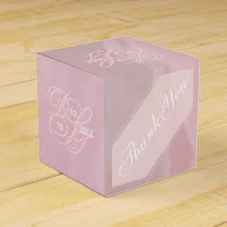 Orchid Blush Thank You Gift Box