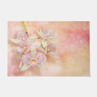 Orchid - Caulocattleya - The twinkle in my eye Doormat