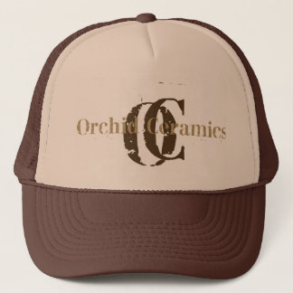 Orchid Ceramics Mesh Trucker Hat