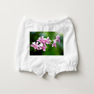 orchid diaper cover