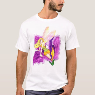 orchid fairy t-shirt