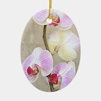 Orchid Flowers Ornament