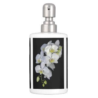 Orchid Garland Bath Set