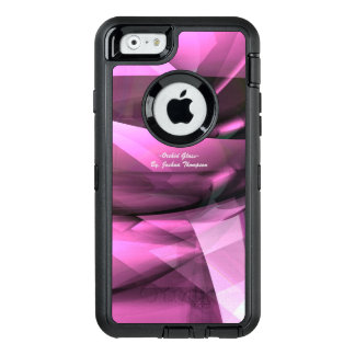 Orchid Glass Abstract OtterBox Case2 OtterBox Defender iPhone Case