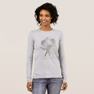 Orchid / Gratitude Long Sleeve T-Shirt