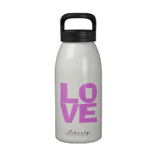 Orchid Love Drinking Bottle